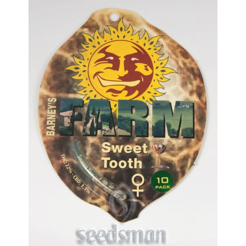 Barney's Farm Sweet Tooth female Seeds