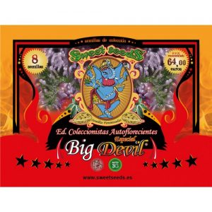 Sweet Seeds Big Devil Auto Collector's Pack (Ed. Coleccionistas Auto Especial)
